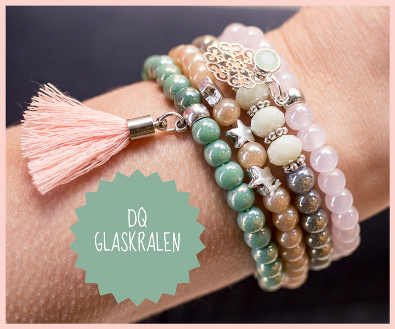 Inspiratie DQ glaskralen summer breeze