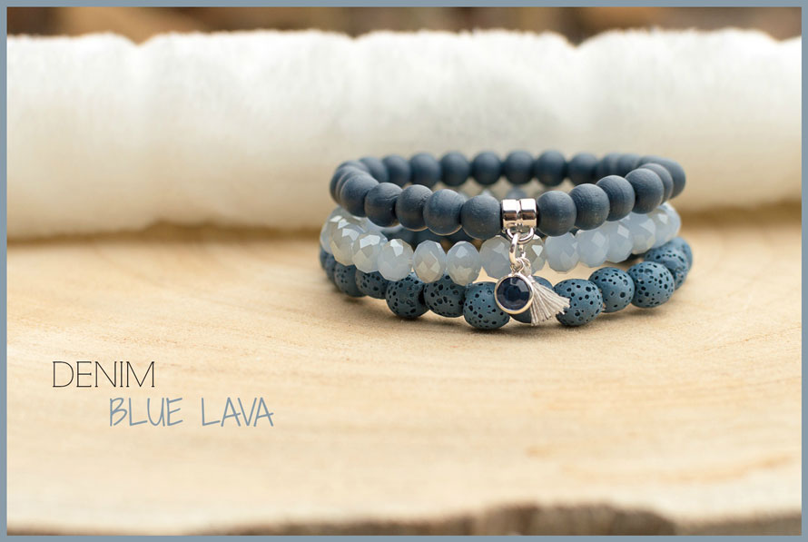 Inspiratie Denim blue lava