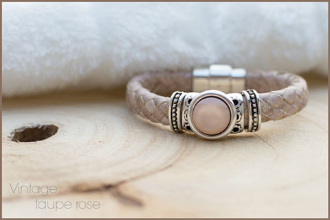 Inspiratie Vintage taupe rose