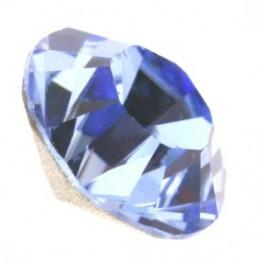 Swarovski puntsteen SS39 light sapphire