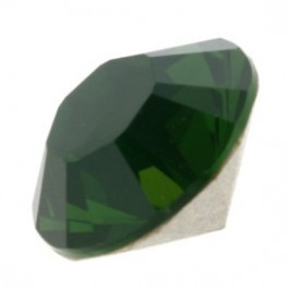 Swarovski puntsteen SS39 palace green opal