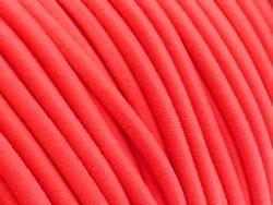 Elastiek draad neon roze 0,8mm