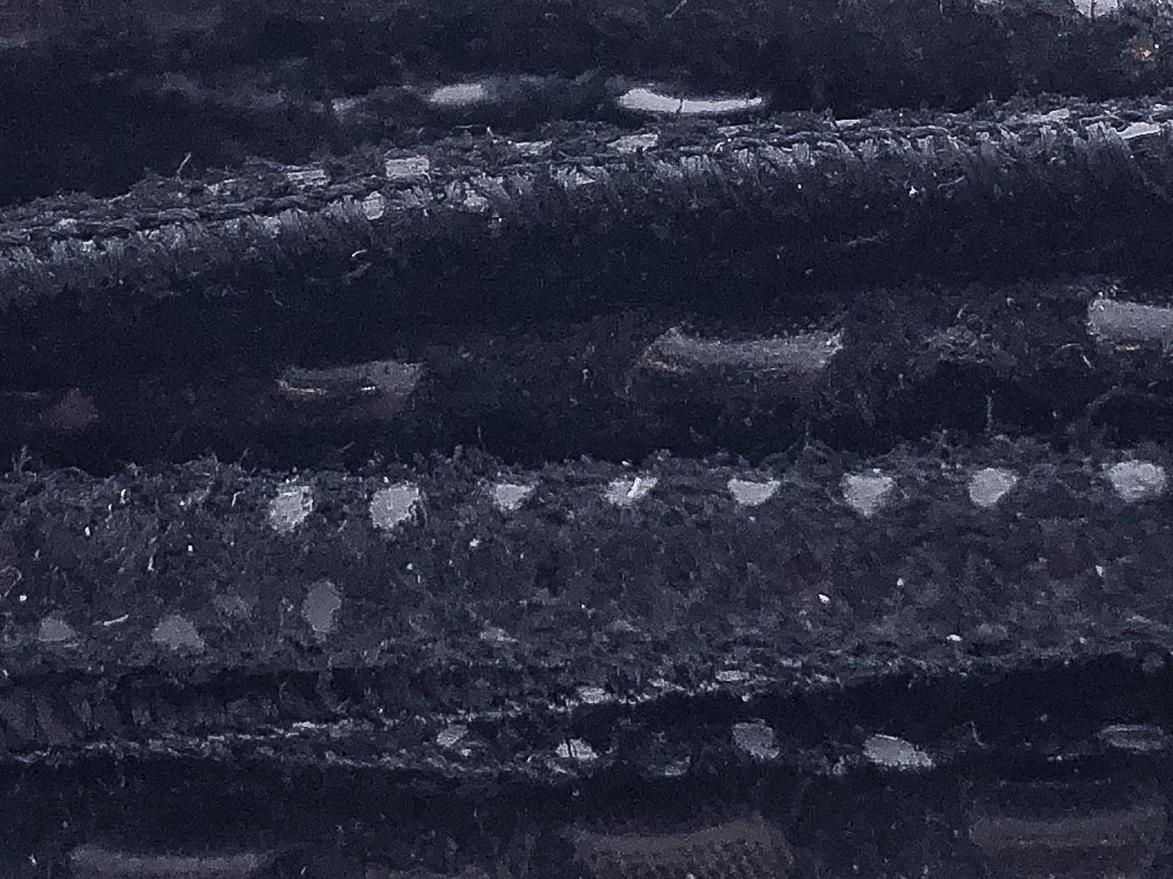 High Quality gestikt leer rond 4mm met print python bronze per 20cm