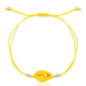 Kauri armband yellow gold