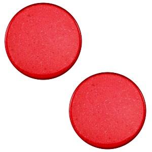 Polaris cabochon 7mm jester red