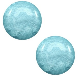 Polaris cabochon 7mm shiny eton blue