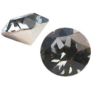 Swarovski puntsteen SS29 crystal silver night