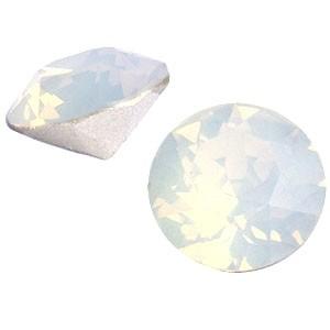 Swarovski puntsteen SS29 white opal