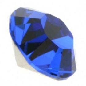 Swarovski puntsteen SS39 capri blue