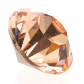 Swarovski puntsteen SS39 light peach