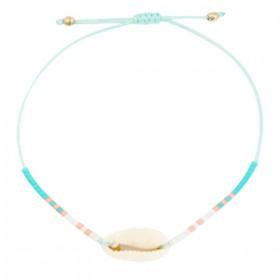 armbandje-kauri-miyuki-turquoise