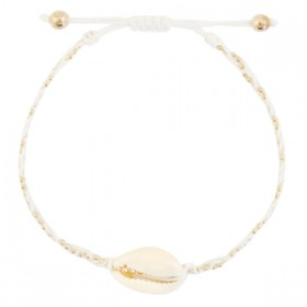 armbandje-kauri-gevlochten-white-gold
