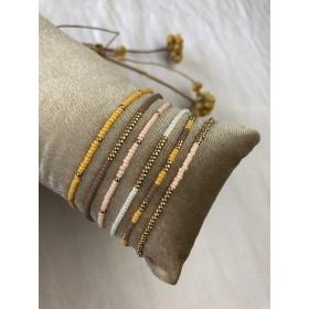 DIY pakket armbanden set warm autumn