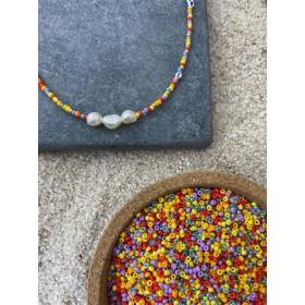 diy-pakket-rainbow-mix-goud-met-zoetwaterparels