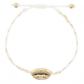 enkelbandje-gevlochten-white-gold-kauri-schelp-goud