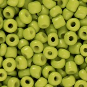 glaskralen-rocailles-6-0-4mm-rond-8gram-light-olive-green
