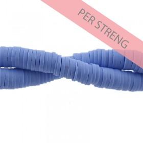 Katsuki kralen 6mm lavendel blauw 425 stuks (45 cm)