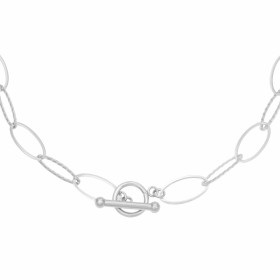 ketting-airy-links-stainless-steel-zilver