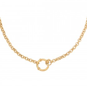 ketting-chunky-lock-stainless-steel-goud