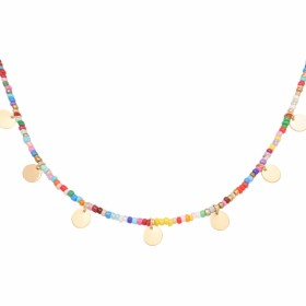 kralenketting-muntjes-rainbow-mix-40cm