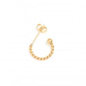 oorsteker-creool-twist-stainless-steel-goud-10mm-per-paar