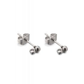 oorstekers-stainless-steel-3mm-zilver-per-paar