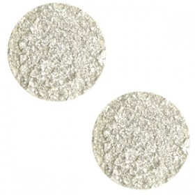 Polaris cabochon 7mm goldstein cloud cream white