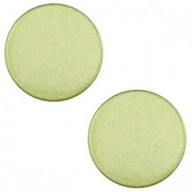 Polaris cabochon 7mm salvia green