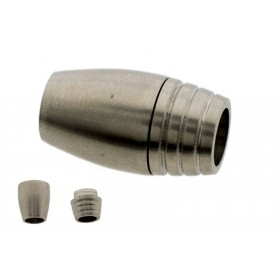 Stainless steel magneetslot cone 20x11mm rvs