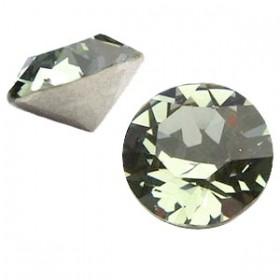 Swarovski puntsteen SS29 black diamond