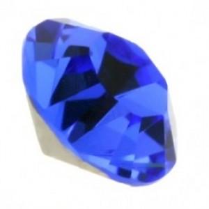 Swarovski puntsteen SS39 sapphire