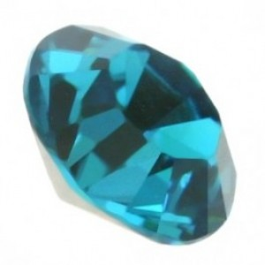 Swarovski puntsteen SS39 blue zircon