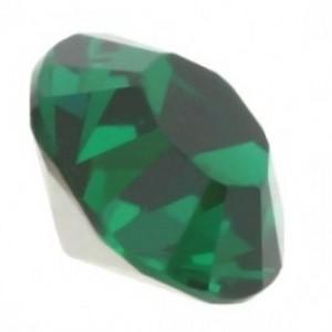 Swarovski puntsteen SS39 emerald