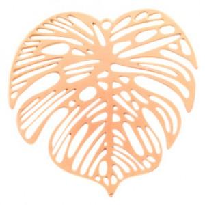 Bedel bohemian blad rose 32x32mm