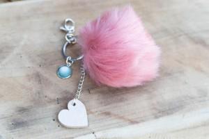 DIY pakket Fluffy hanger