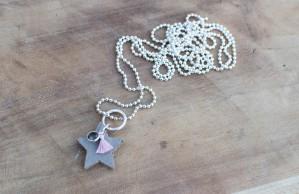 DIY pakket ketting Star
