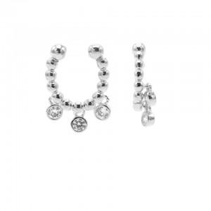 karma-earcuff-four-zirconia-925-sterling-silver-1piece