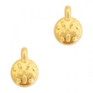 dq-bedel-bloemetje-goud-6mm