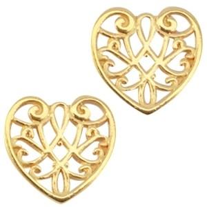 DQ bedel hart 13mm goud