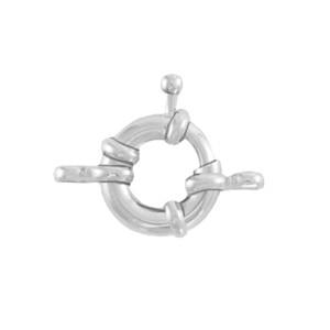 DQ boeislot zilver 11mm