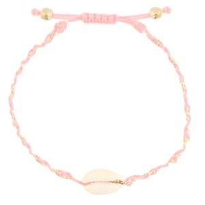 enkelbandje-kauri-gevlochten-peachy-rose-gold