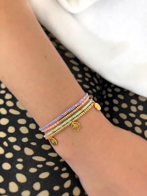 diy-pakket-zomerse-neon-armbandjes-van-elastiek-met-muntjes