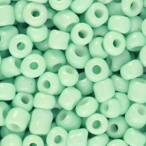 glaskralen-rocailles-6-0-4mm-rond-8gram-neo-mint-green
