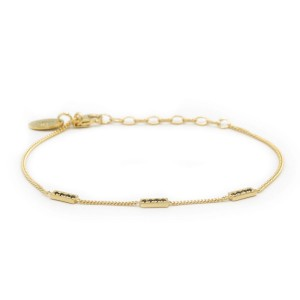 karma-armband-3-black-zirconia-rectangles-goldplated-925-sterling-zilver
