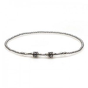karma armband 925 sterling zilver bohemian vertical