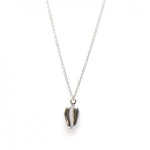 Karma ketting shell 3 925 sterling zilver 38-45cm