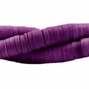Katsuki kralen 6mm mauve purple 425 stuks (45 cm)