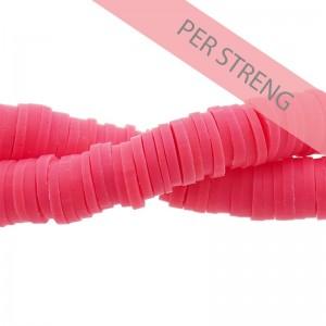 Katsuki kralen 6mm zuurstok roze 425 stuks (45 cm)