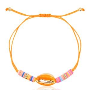 Kauri surf armband oranje