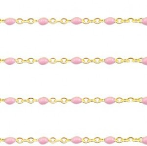 stainless-steel-balletjes-jasseron-1mm-light-pink-goud-per-20cm